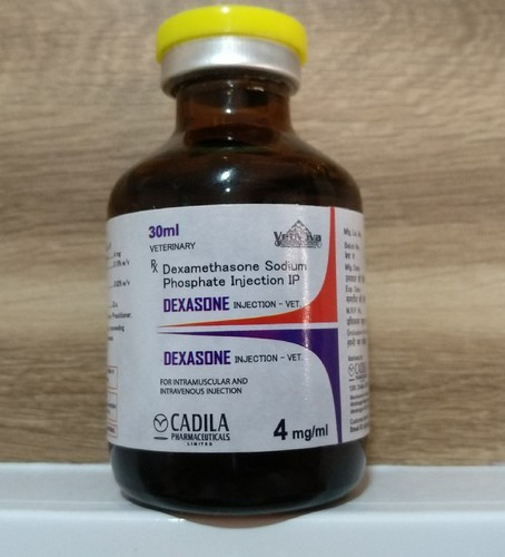 If hydrocortisone is not available, then Dexamethasone 12 mg IV can be used.