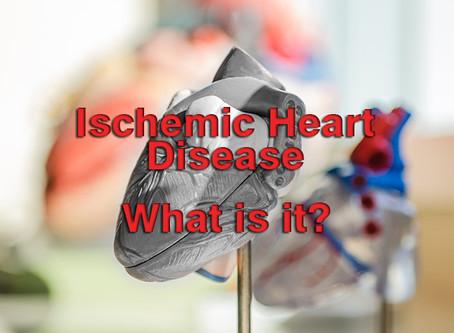 Ischemic Heart Disease : Introduction