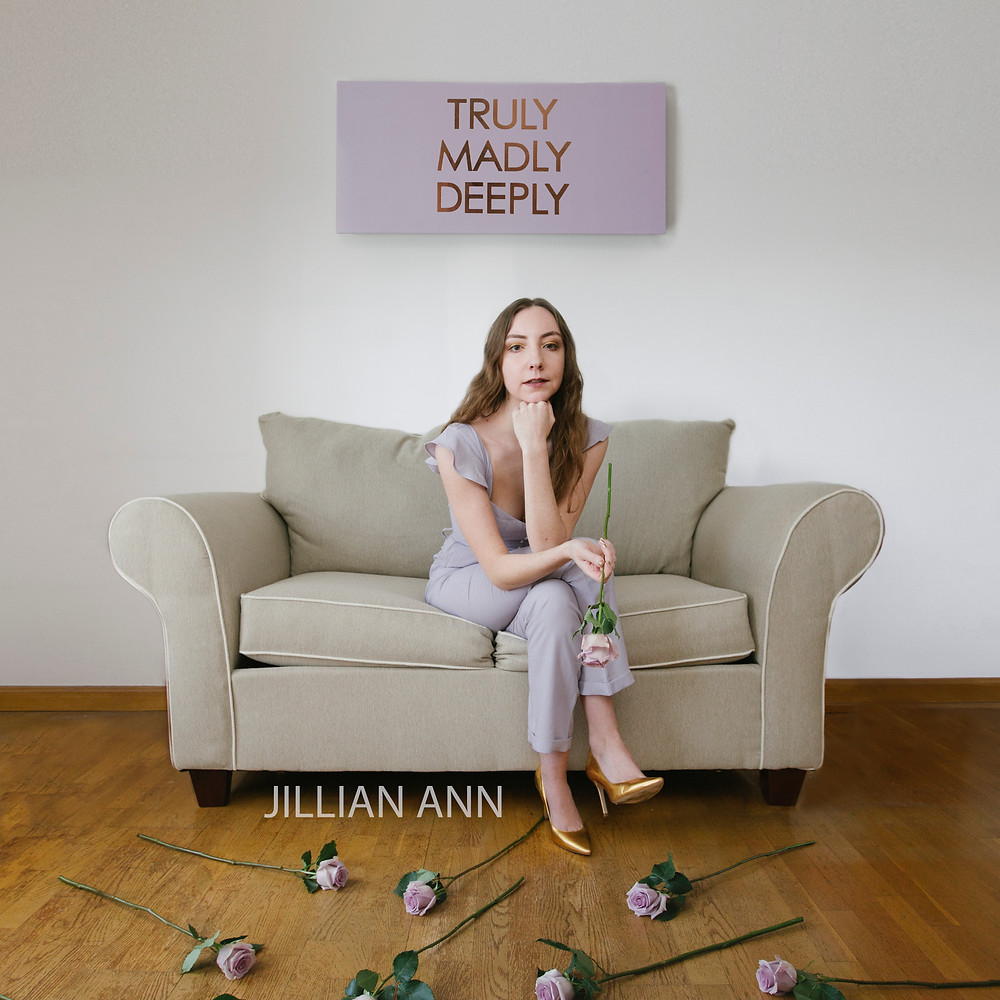 "Click here to read The Suffolk Journal's review of Jillian Ann's debut EP, ""Truly, Madly, Deeply"""