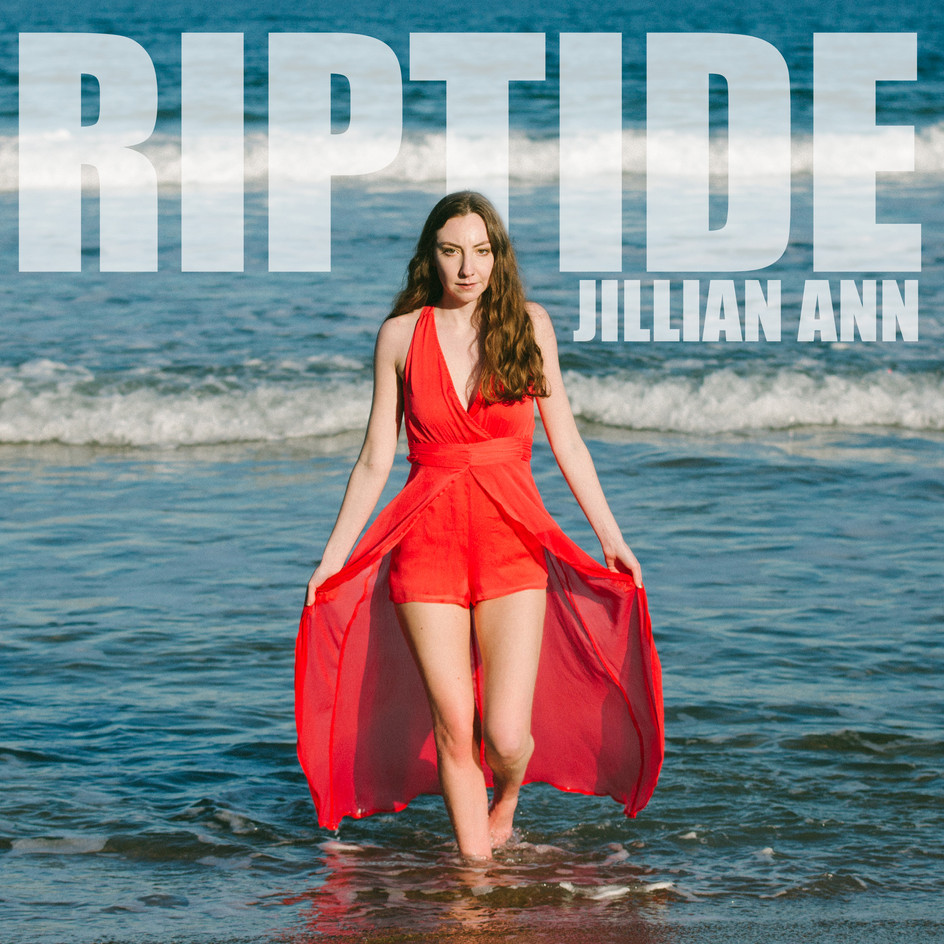 "BuzzMusic blog reviews Jillian Ann's new single ""Riptide"""