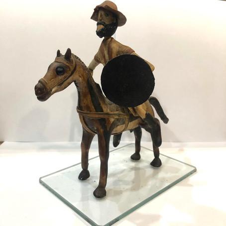 Um Quixote regional