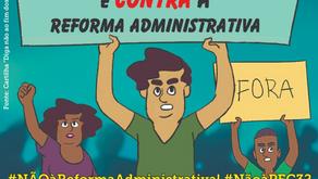 Não à reforma administrativa
