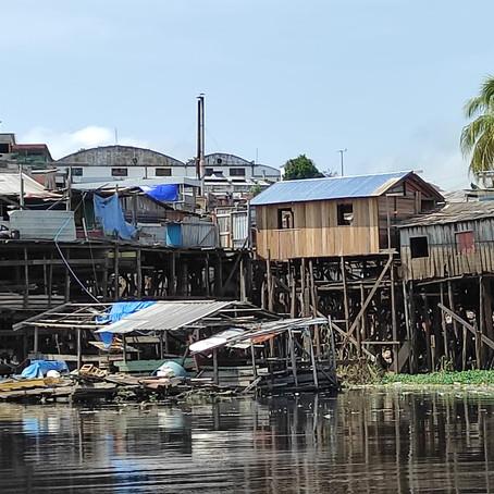 Favela aquática