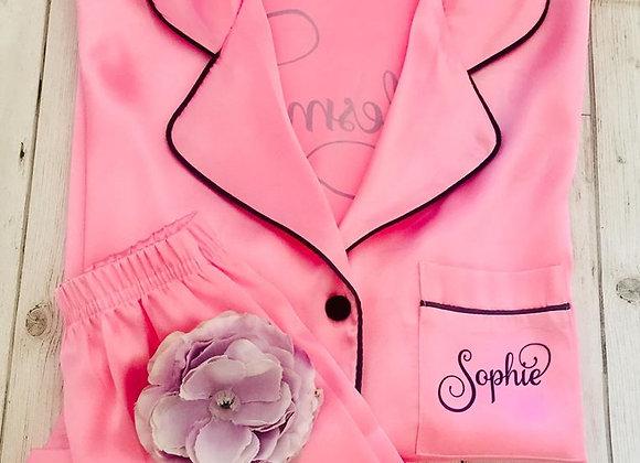 Alexa Pjs in pink-Child