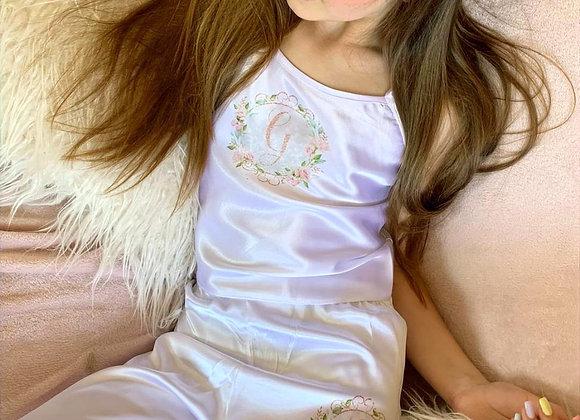 Amy Full length  cami set- child