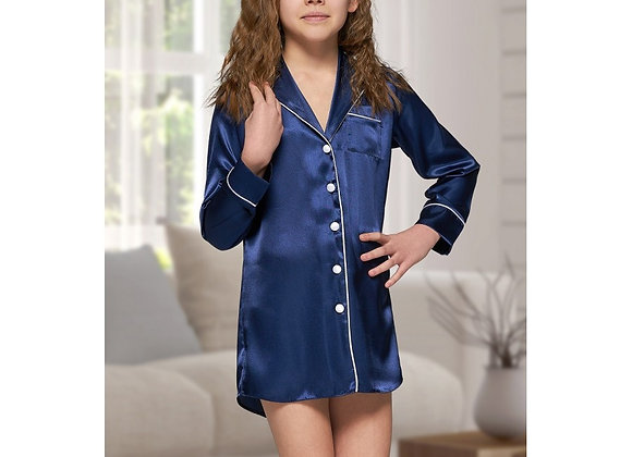 Alexa  night shirt child-Navy