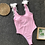Thumbnail: Personalised angel wing one piece bathing suit