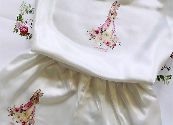 Flopsy Rabbit insipred cami top and short
