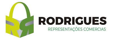 Logo empresa representações rodrigues