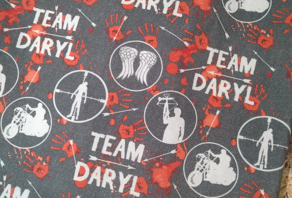 TEAM DARYL  - COTTON JERSEY