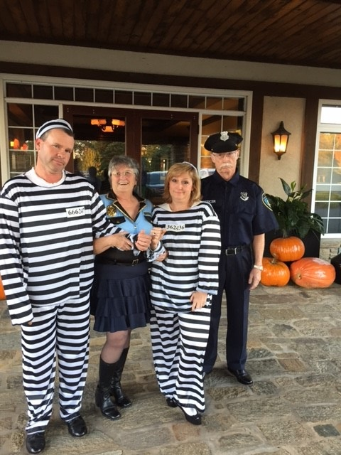 Halloween at Olde Beau