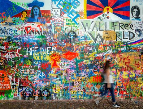 _E7A1222 John Lennon Wall with Tereza V