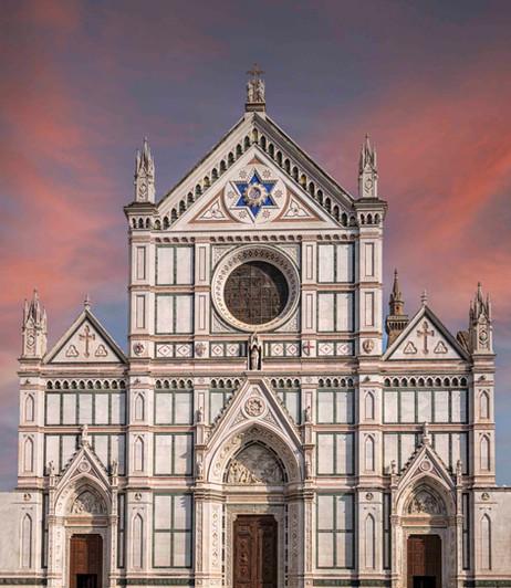 _Y5A7898 Basilica of Santa Croce Florenc