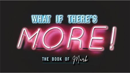 The Book of Mark message series. What if there's more healing possible, more forgiveness, more freedom, more supernatural dreams, provision, peace & joy available for you than ever before? In this series on the book of Mark, you will see the story of Jesus in the most Vivid – Technicolor.