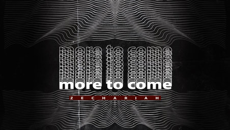 """We are so excited to have you join us as we launch our new series """"More To Come"""" Pastor Jared Stepp starts us off with a look at Zechariah."""