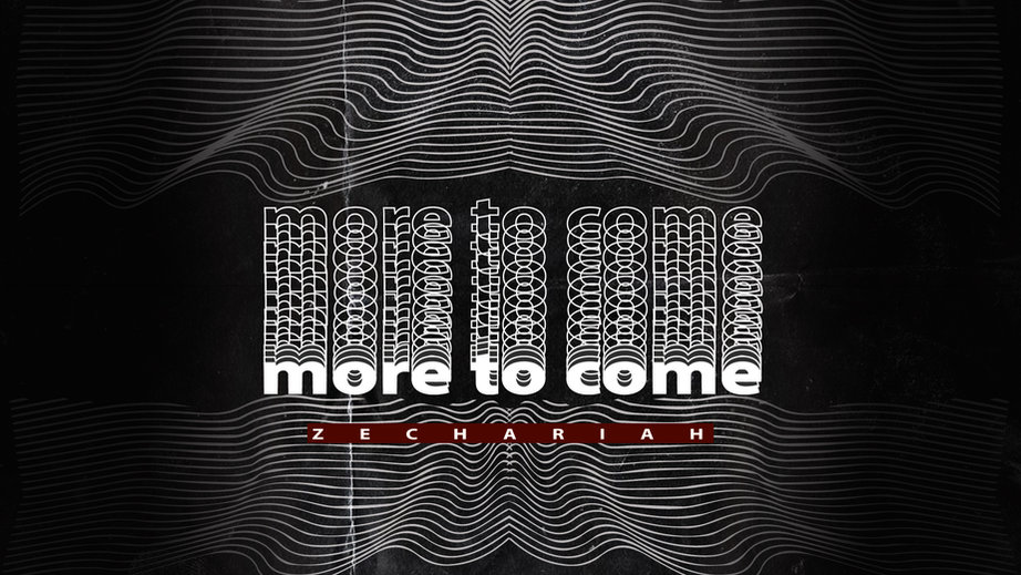 "We are so excited to have you join us as we launch our new series ""More To Come"" Pastor Jared Stepp starts us off with a look at Zechariah."