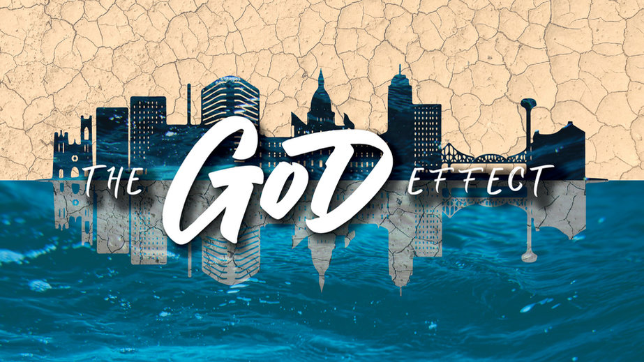 Watch our series titled: The God Effect which will train you and invite God to do what only He can do!