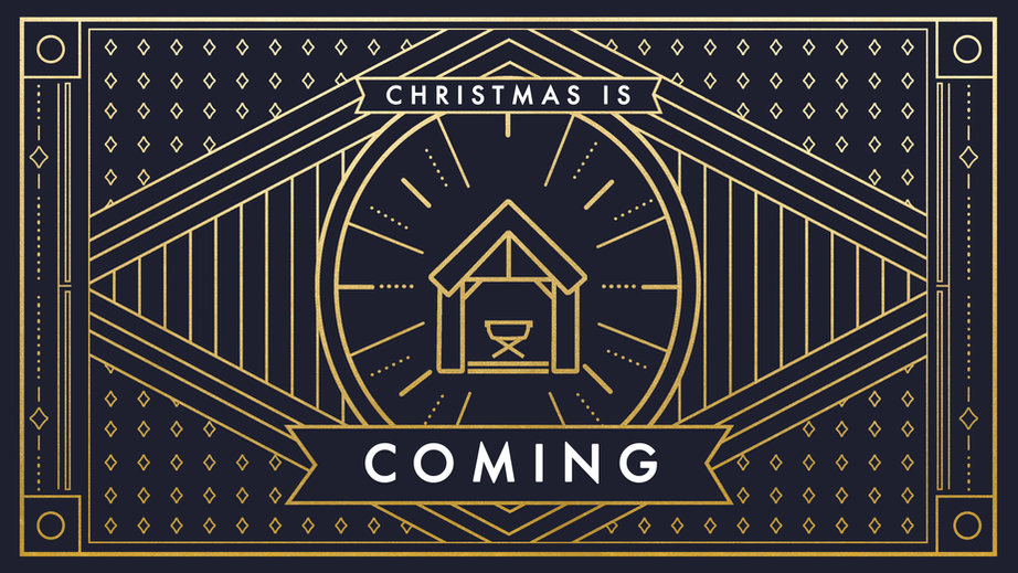 Christmas Is Coming Series
