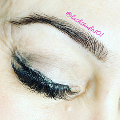 Henna Brow results