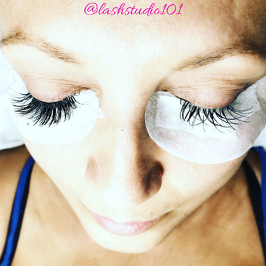Lashes during a fill-up