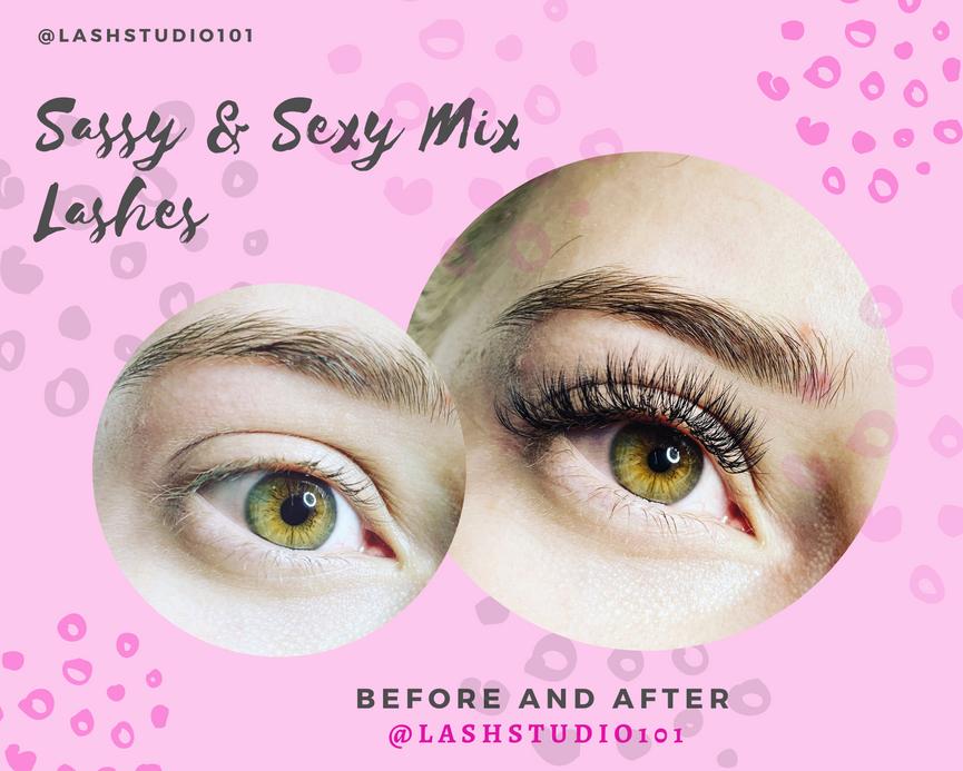 Sassy & Sexy Mix