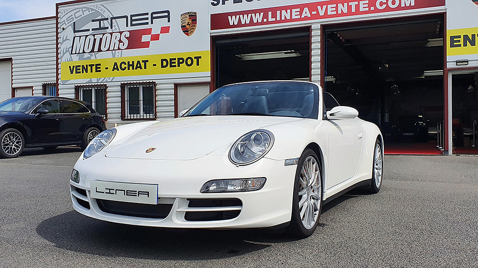 Porsche 911 997 Carrera 4S Cabriolet
