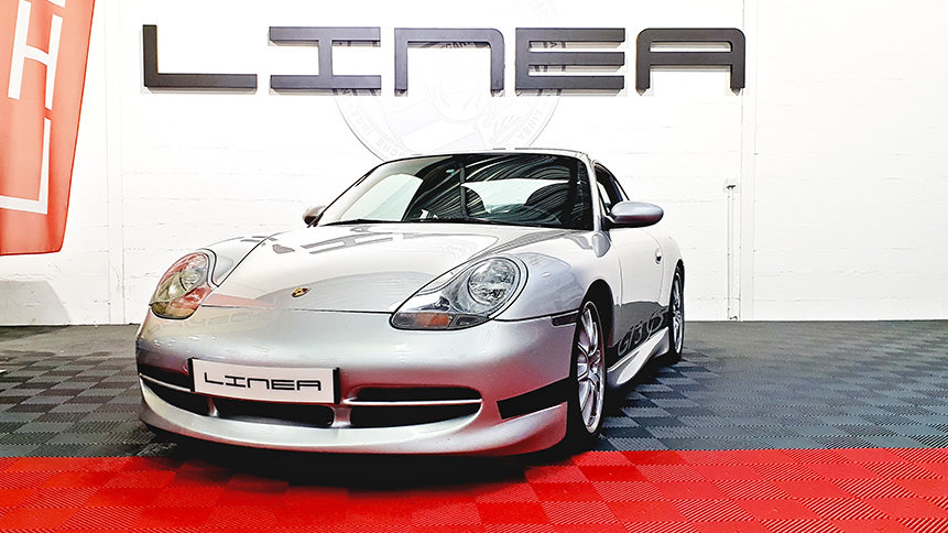 Porsche 996 GT3 MK1 C05