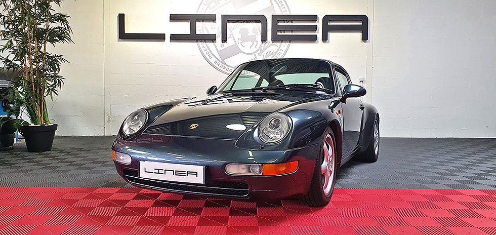 Porsche 911 993 3.6 272 cv carrera 2