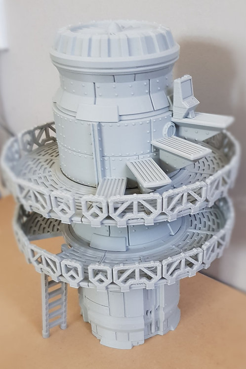 Delux Vent Tower