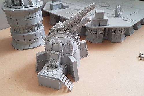 Brian the orbital defence gun