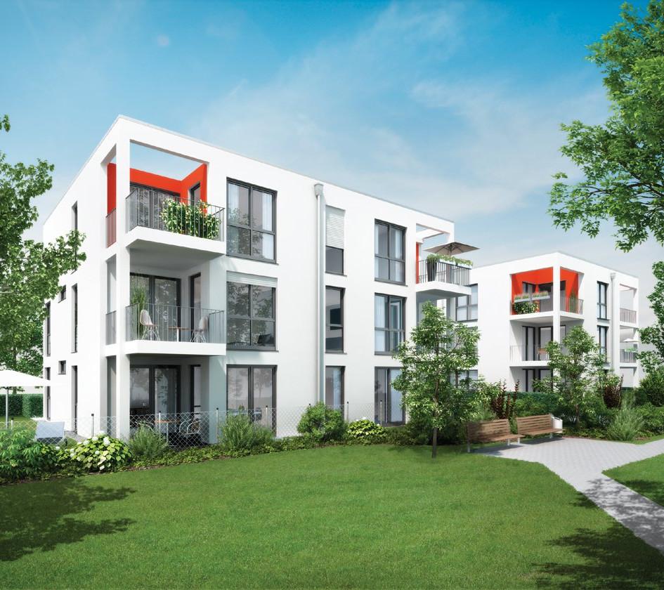 Projektname:HöRo6 – Wohngebäude, Rosenheimerstr, Höhenkirchen