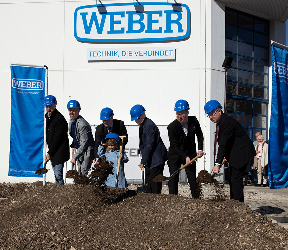 Projektname:Erweiterung der Firmenzentrale der Weber Schroabeautomaten GmbH, Hans-Urmiller-Ring 56, 82515 Wolfratshausen