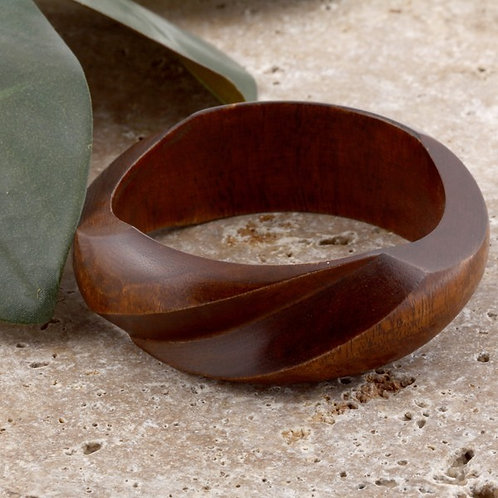 Mango Wood Bangle