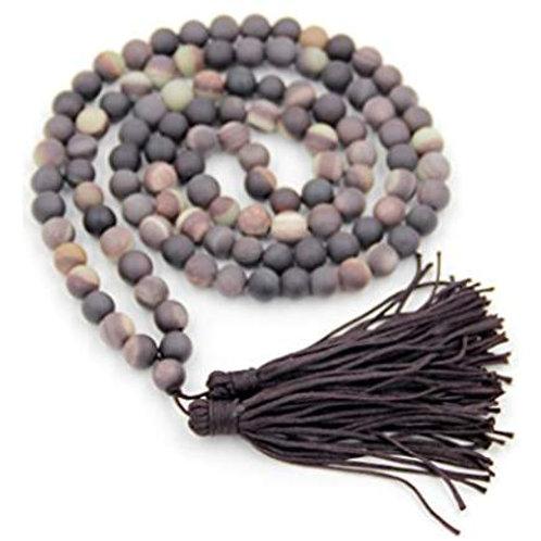 Meditation Mala Rosary Tibetan Style