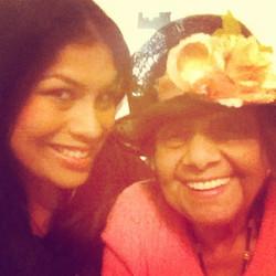 My Beautiful & Talented Grandmother