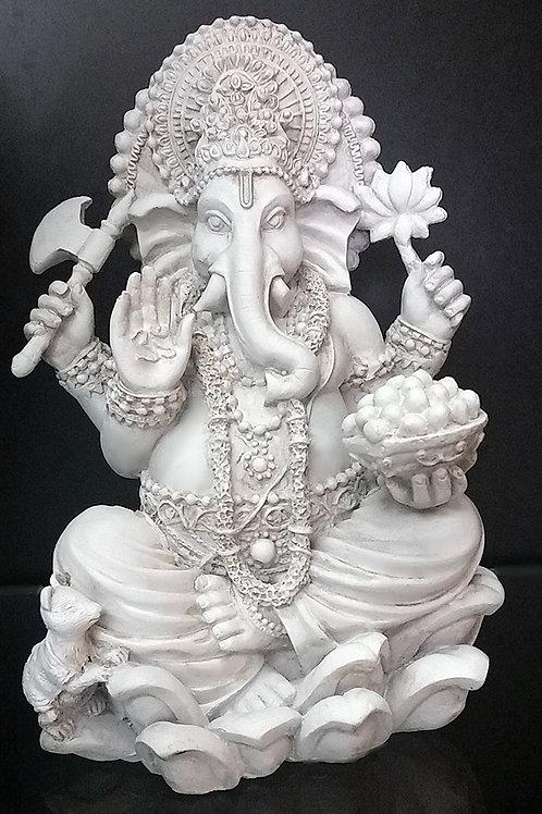 Ganesh Antique Style Statue