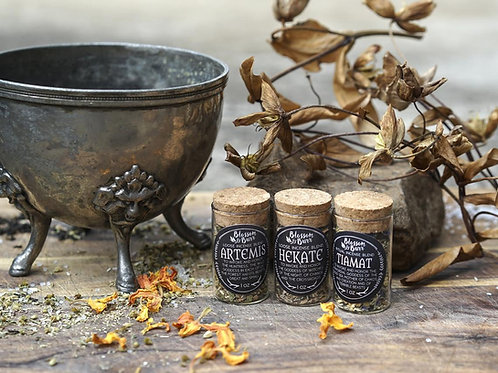 Ritual Incense Goddess Collection