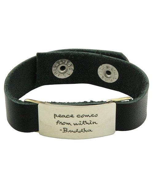 Modern Day Bracelet Meets Buddha Wisdom