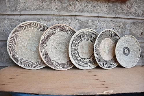 Binga Boho Global Basket Set for Decor