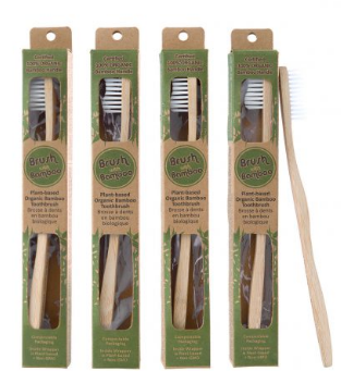 Adult Toothbrush (4 pack)