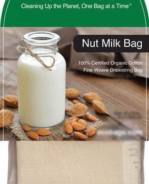 Nutmilk Bag