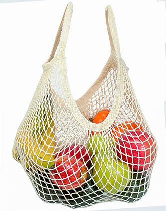 String Grocery Bag - Tote Handle