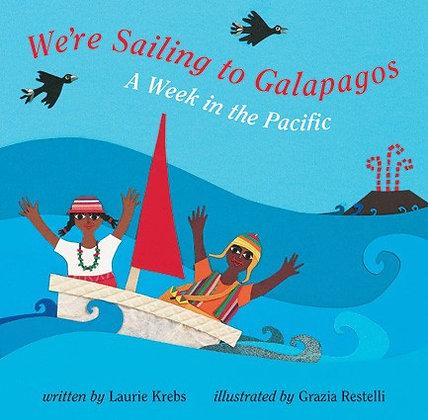 We're Sailing to Galapagos