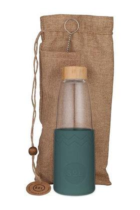 Earth Keeper's Bottle - Deep Sea Green