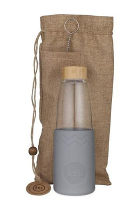Earth Keeper's Bottle - Cool Grey