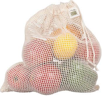 Eco Bag - Mesh Produce - LARGE