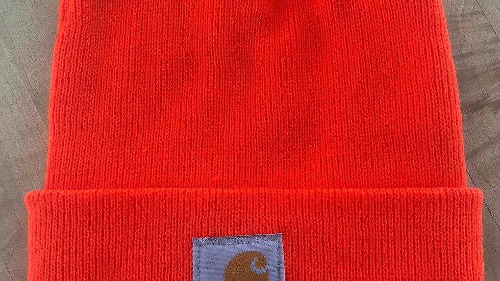 Mahana Orange Carhart Cap