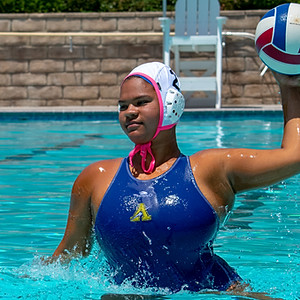 "Blue ""Water Polo"" Star"