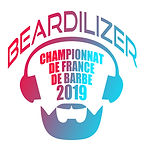 Logo Beardilizer Championnat 2019 fond b