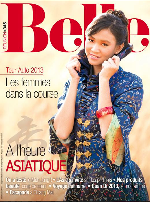 BELLE couverture